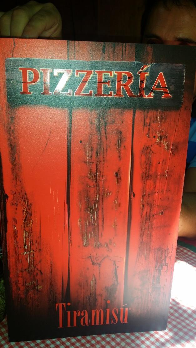 TiraMisu Pizzeria Chile