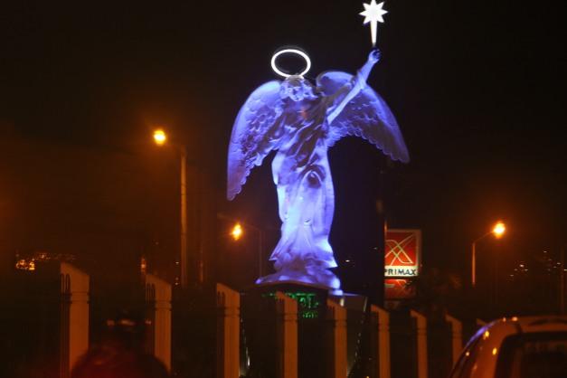 Angel de Porto Viejo
