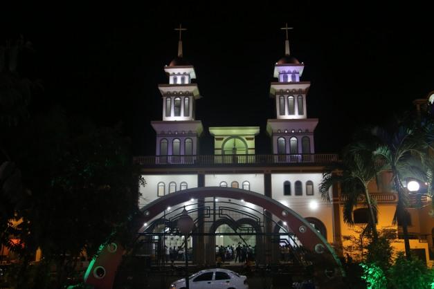 Church Front & Center